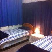 Accom bed 1